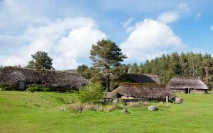 Highland Folk Museum, Newtonmore